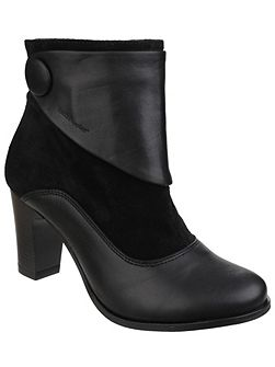 Willow slip on ankle boots