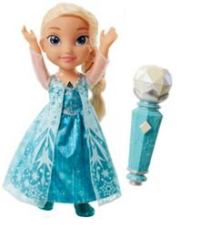 Sing A Long Elsa Doll