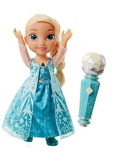 Disney Frozen Sing A Long Elsa Doll