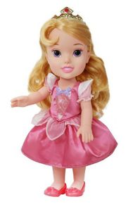 Disney Princesses Aurora Toddler Doll