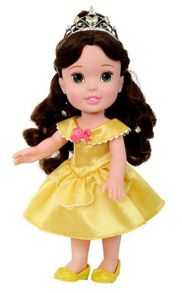 Disney Princesses Belle Toddler Doll