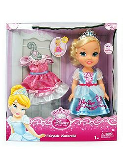 Fairytale Cinderella Toddler Doll