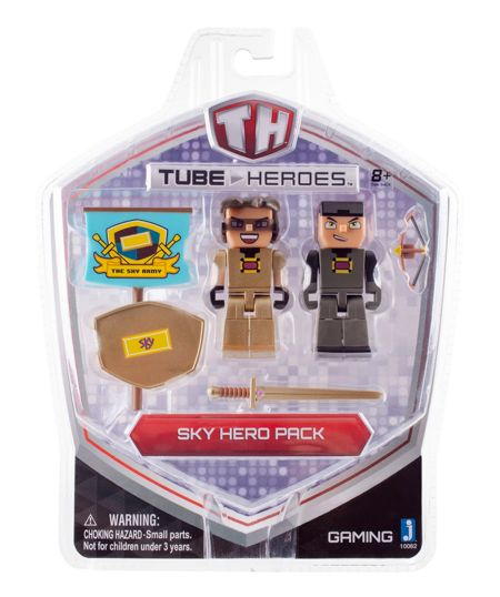 Tube Heroes Sky Hero Pack