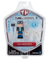 Tube Heroes The Diamond Minecart Hero Pack