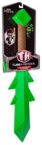 Tube Heroes Captains Sparklez` Slime Sword
