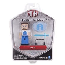 Tube Heroes Ali-A Figure with Accessories