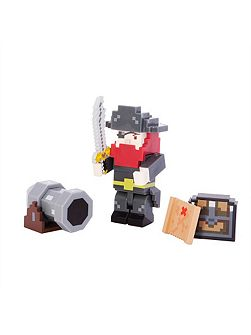 Pirate Figure With Accessories