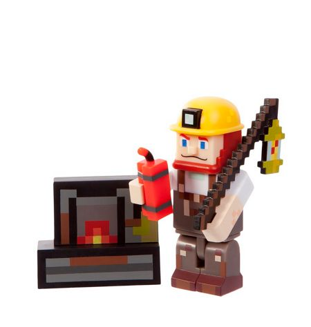 Terraria Series 2 Demolitionist Figure