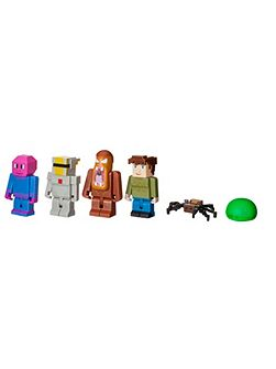 Adventure Collectors 6 Figure Pack