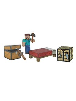 Minecraft Survival Figure Pack