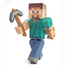Minecraft Action figure steve