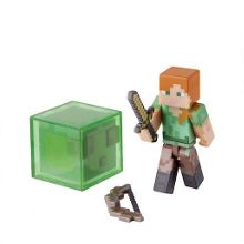 Minecraft Alex figure