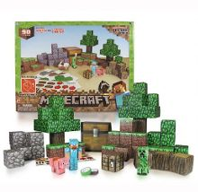 Overworld deluxe paper craft pack