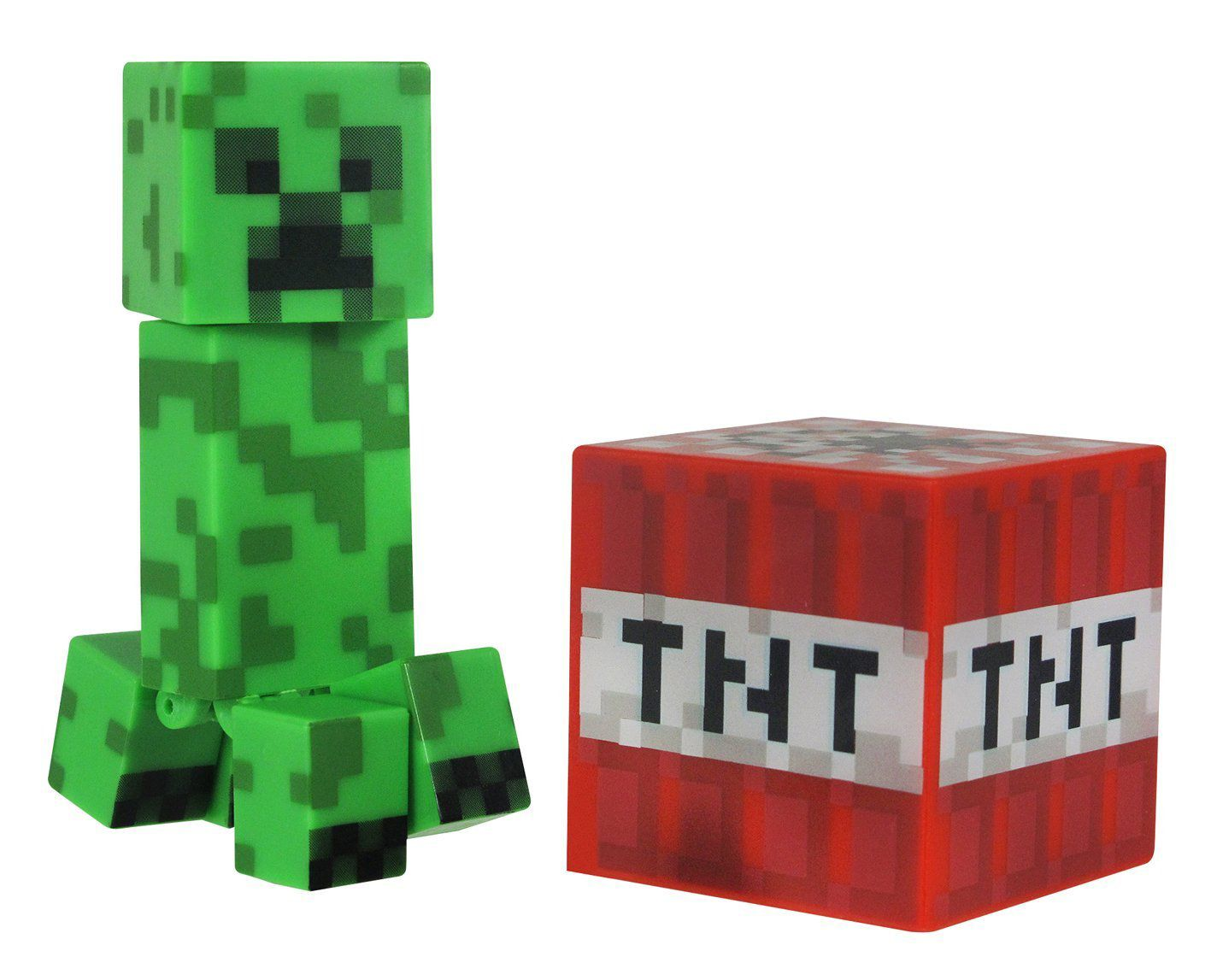 Minecraft Creeper 3 inch Figure