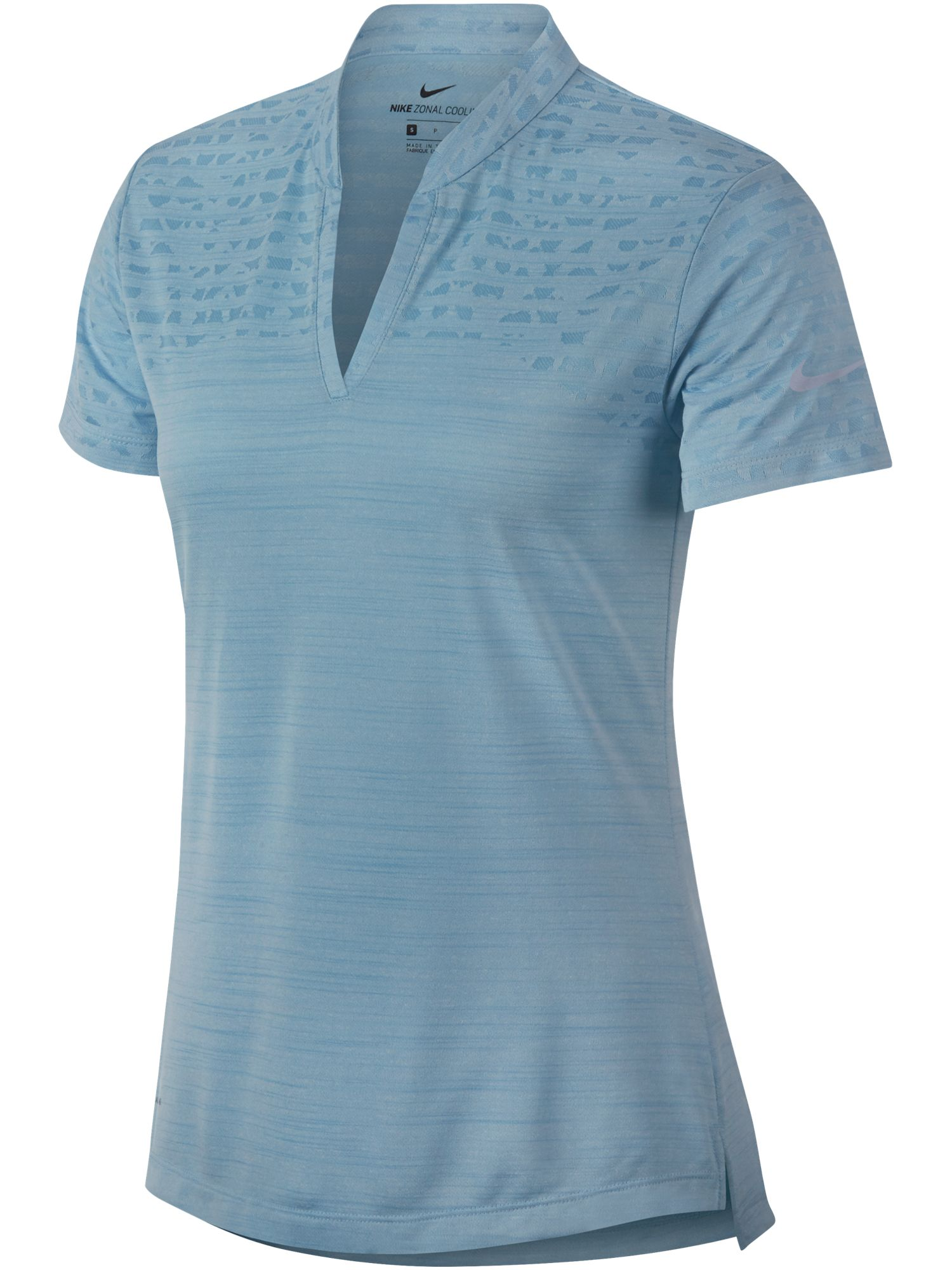 Nike Golf Zonal Cooling Polo, Ocean