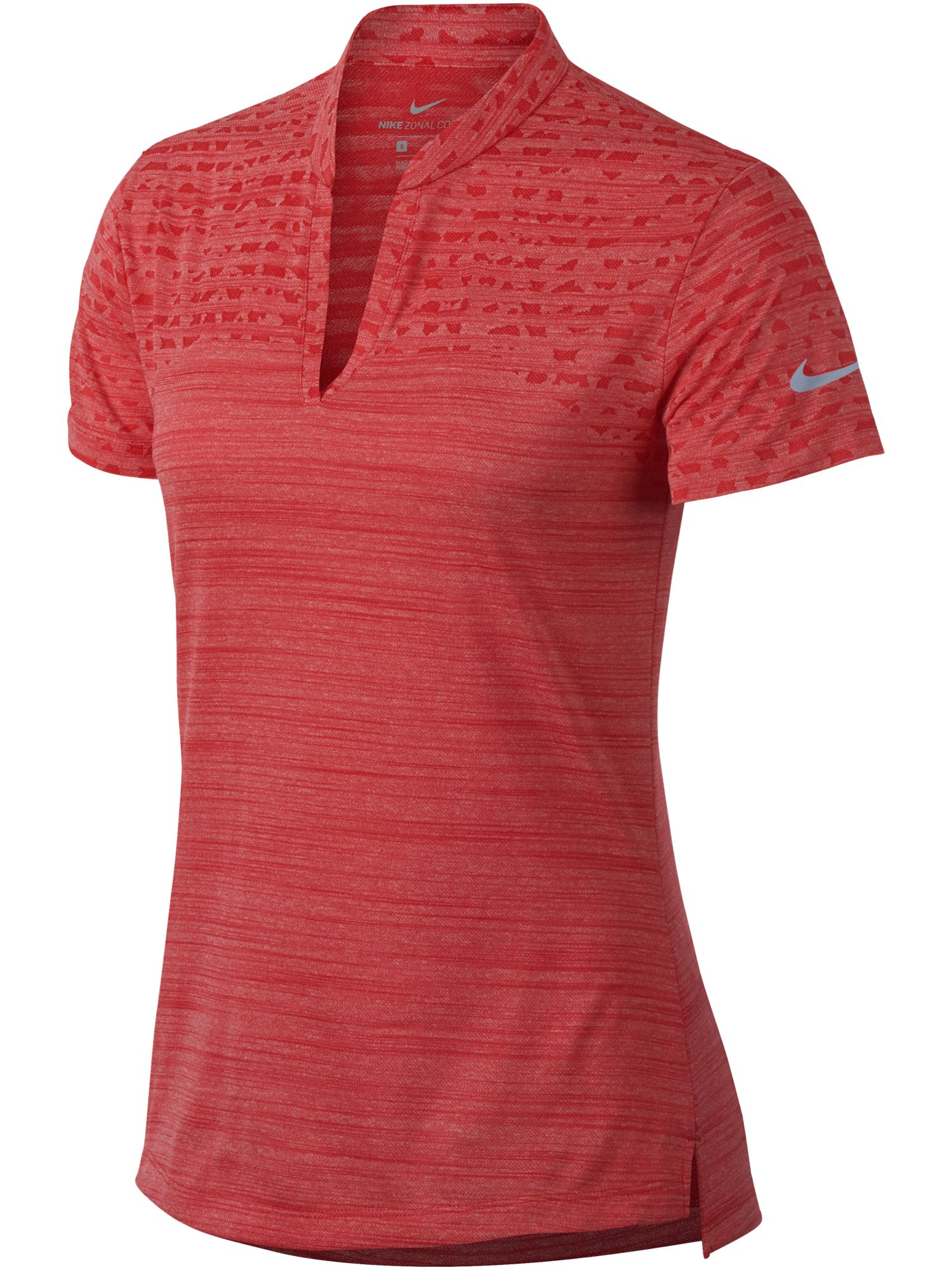 Nike Golf Zonal Cooling Polo, Hot Pink