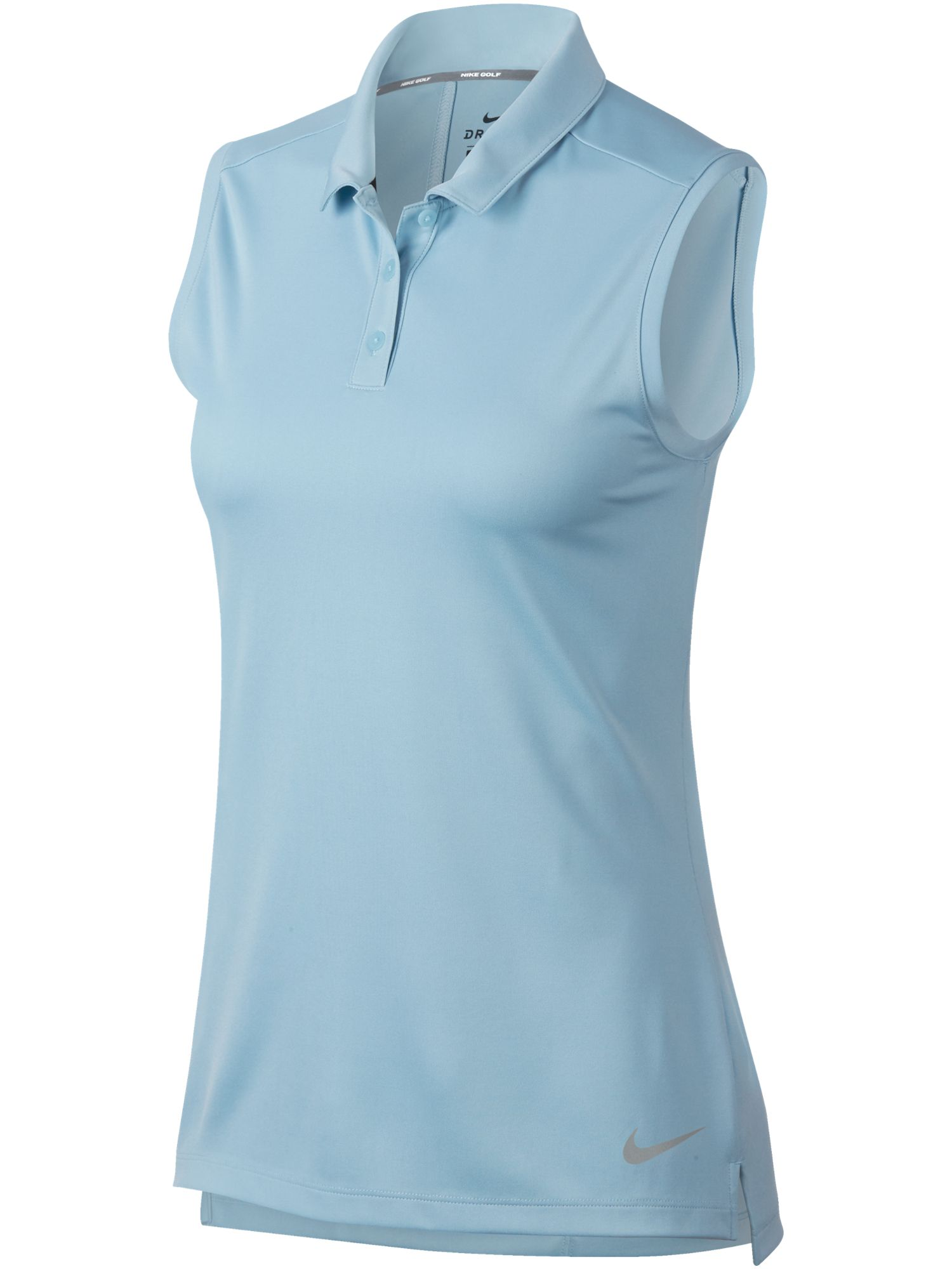 Nike Golf Dry Sleeveless Polo, Ocean