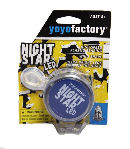 YoYo Night Star LED Yoyo