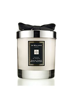 Incense & Embers Home Candle