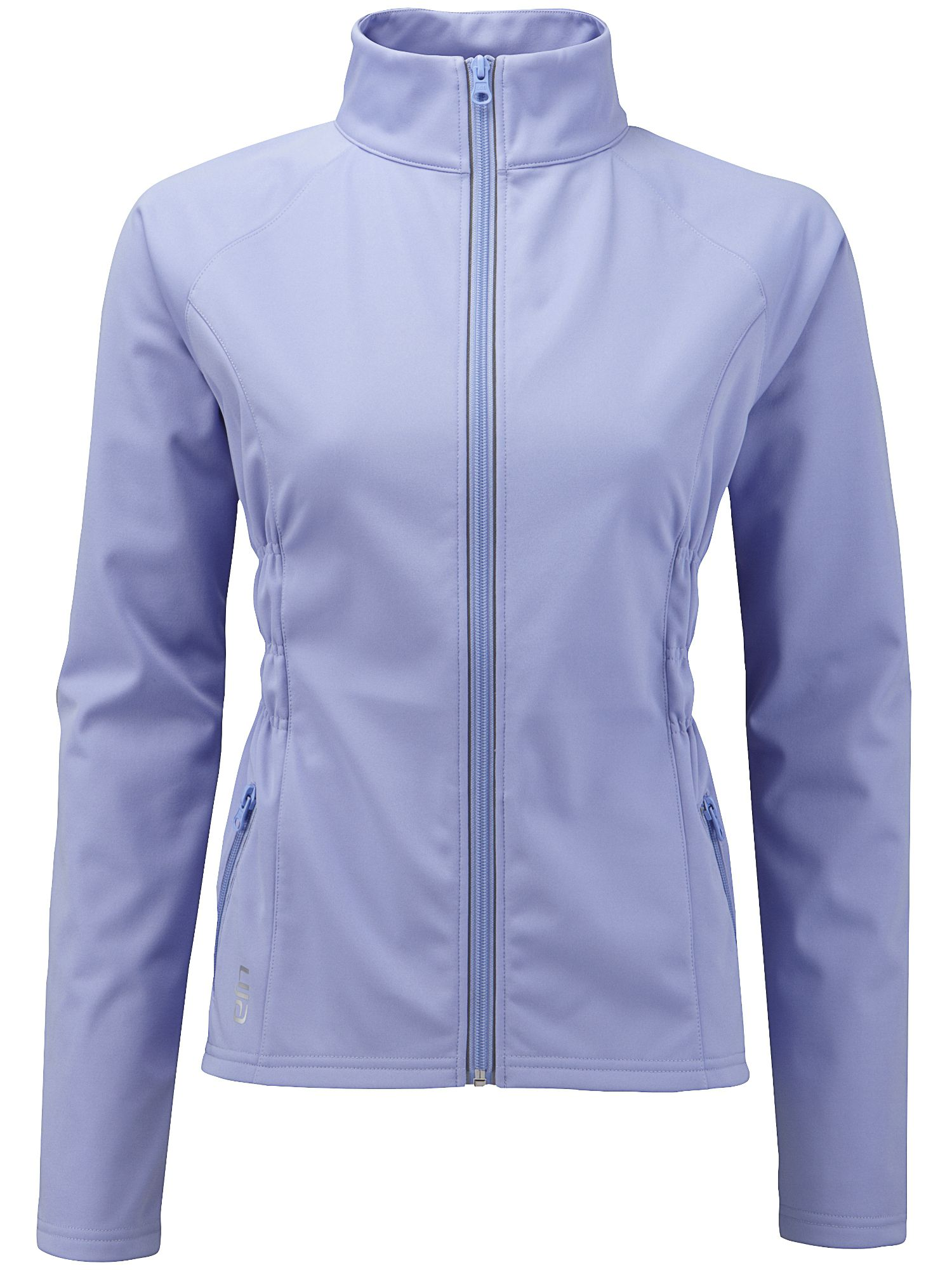 Sphere zip front jacket