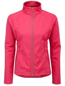 LIJA Sphere zip front jacket