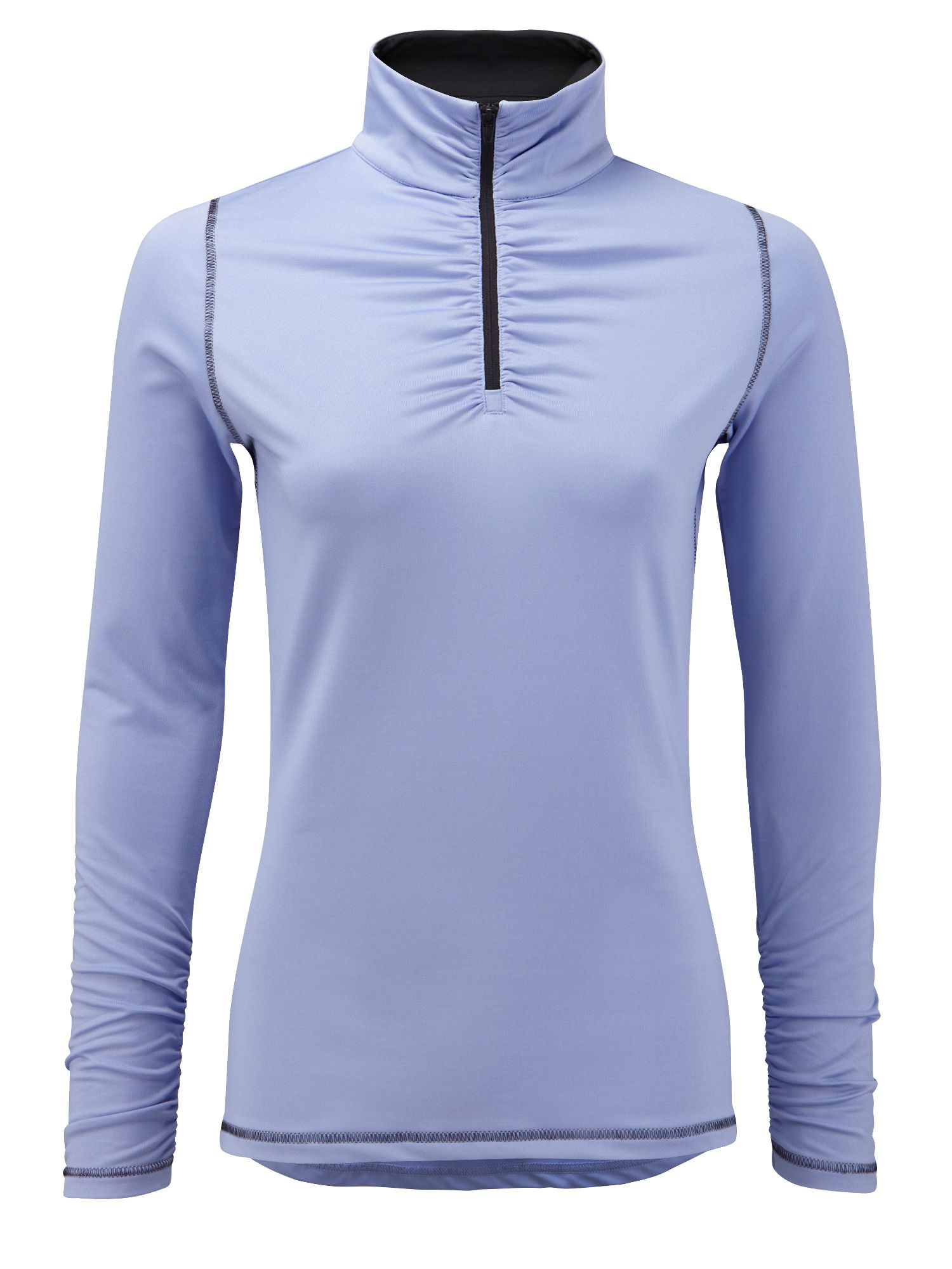 Lunar 1/4 zip base layer