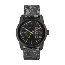 Double Down Reflective Camo Mens Watch
