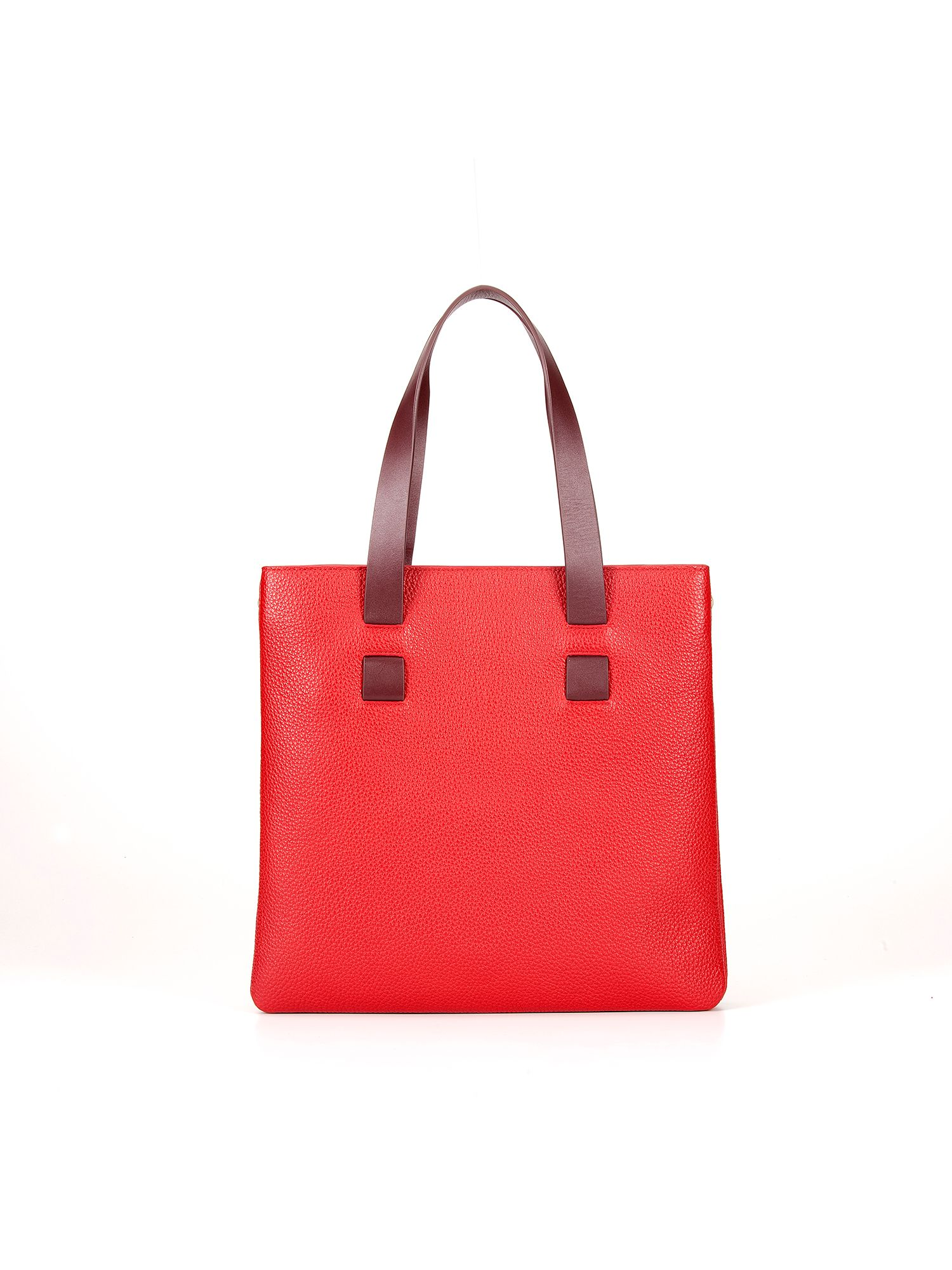 Village England Ecclesfield tote bag, Red