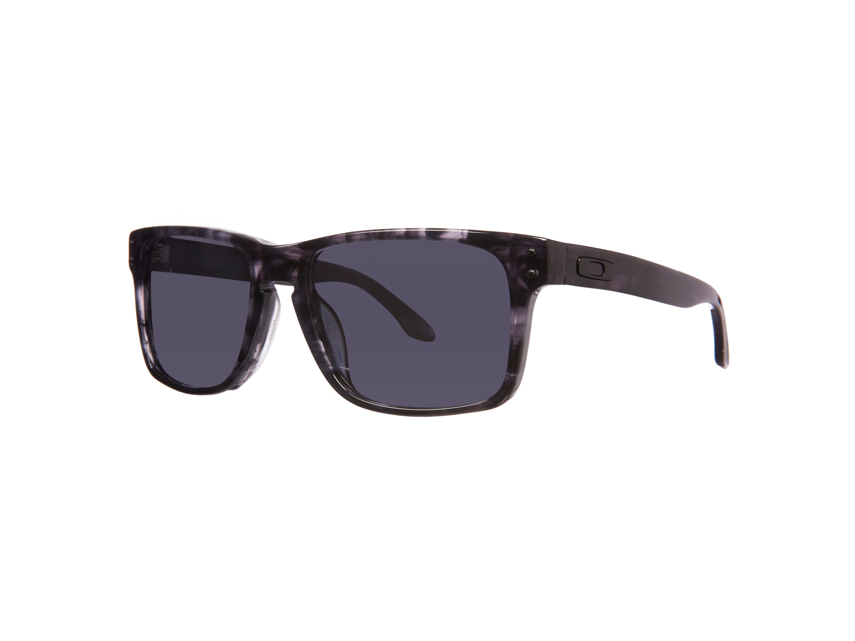 Men black iridium rectangle sunglasses