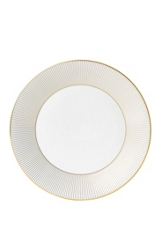 Wedgwood Jasper conran bone china gold banded plate