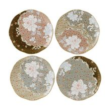 Daisy tea story plates 21cm/8.3in 4pps
