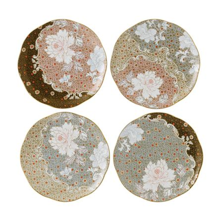 Wedgwood Daisy tea story plates 21cm/8.3in 4pps