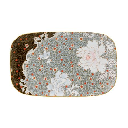 Wedgwood Daisy tea story sandwich tray