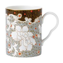 Daisy tea story mug large blue