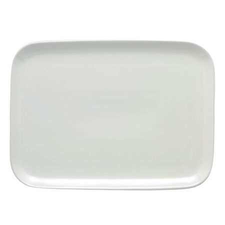 Royal Doulton Barber and Osgerby Olio White Platter 38cm