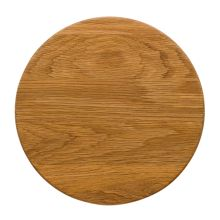 Royal Doulton Barber and Osgerby Olio Wood Trivet 19cm