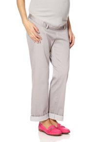 Bibee Maternity 3/4 chino trousers