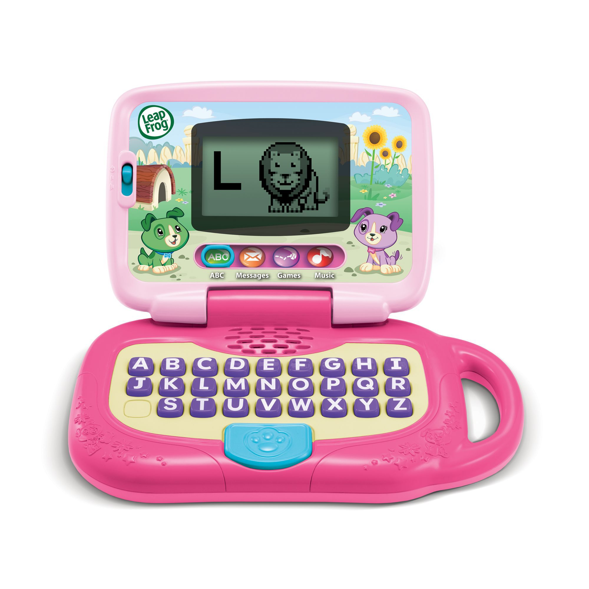 Leapfrog My own pink leaptop