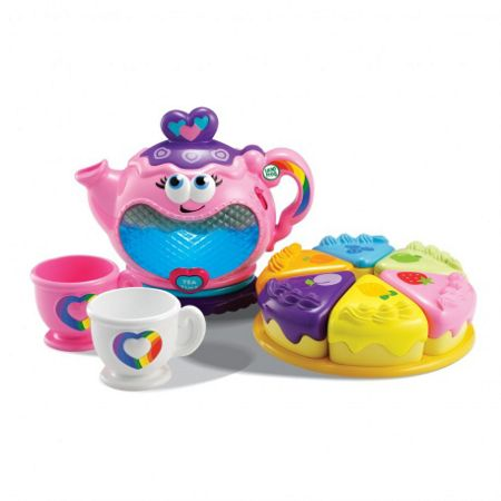 Leapfrog Leapfrog Musical Rainbow Tea Party 19231