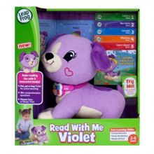 Leapfrog Read with me Violet 19238