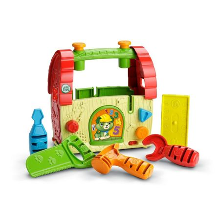 Leapfrog Scouts Build & Discover Tool Set