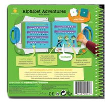 Leapfrog Alphabet Adventures Activity Book