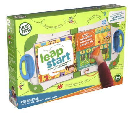Leapfrog Interactive Learning System