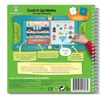 Leapfrog Cook it Up Maths Activity Book