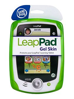 Leappad gel skin green