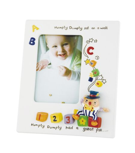 Aynsley Humpty Dumpty photoframe