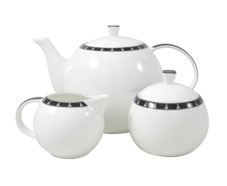 Aynsley Mozart beverage set