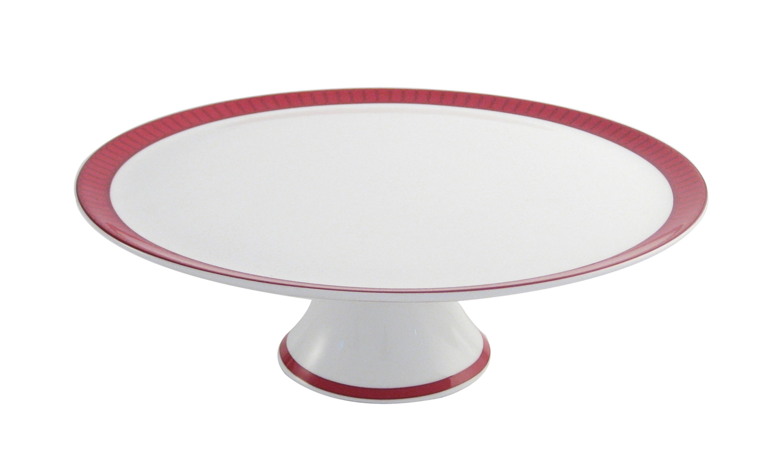 Madison footed cake stand
