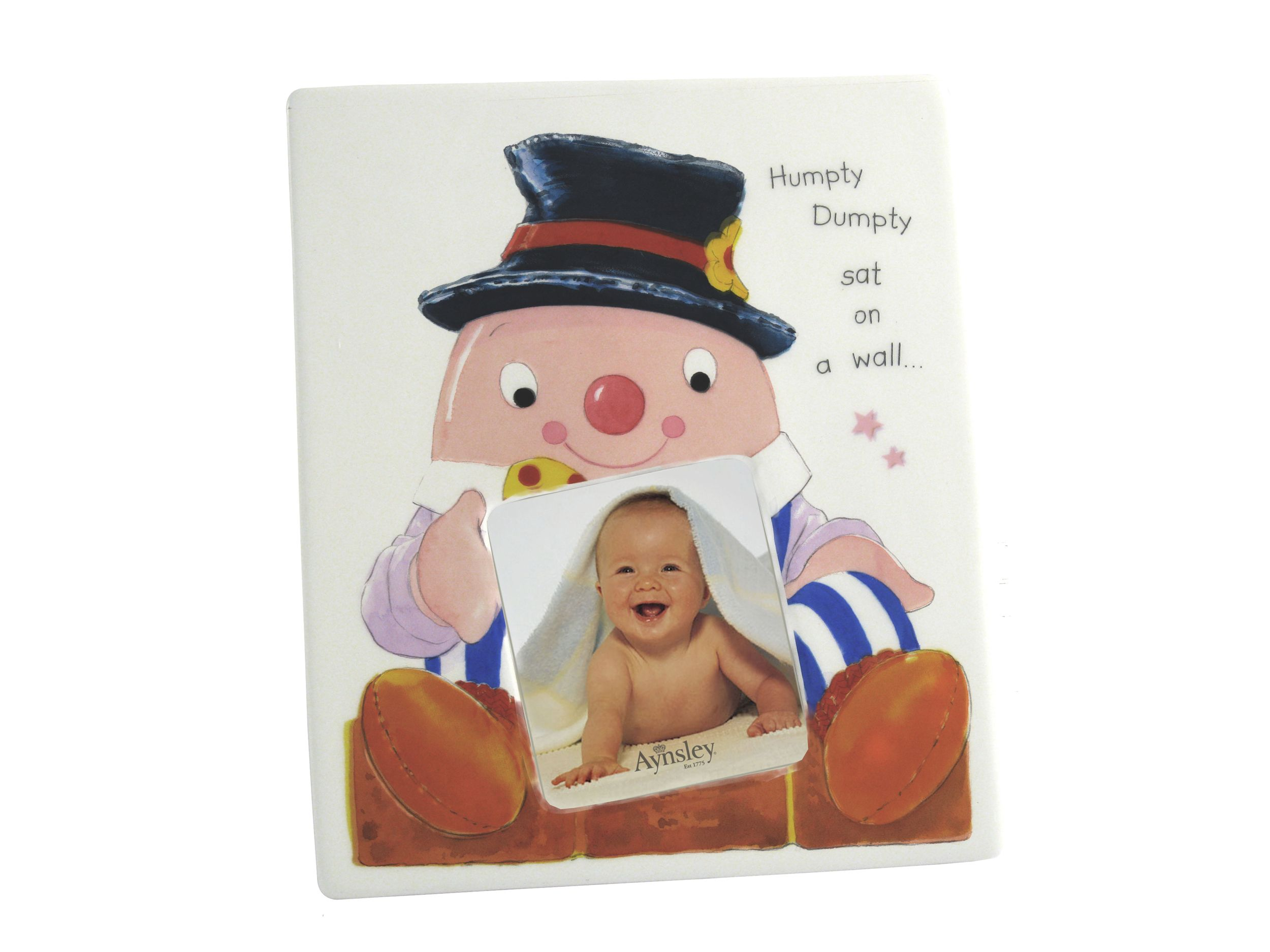 Nursey rhymes small picture frame