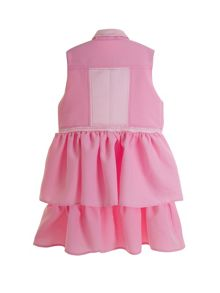 Girls Sleeveless Sarah Dress
